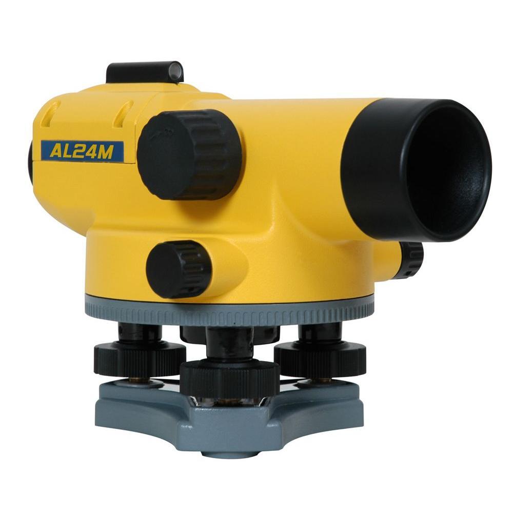 spectra precision laser level al24m