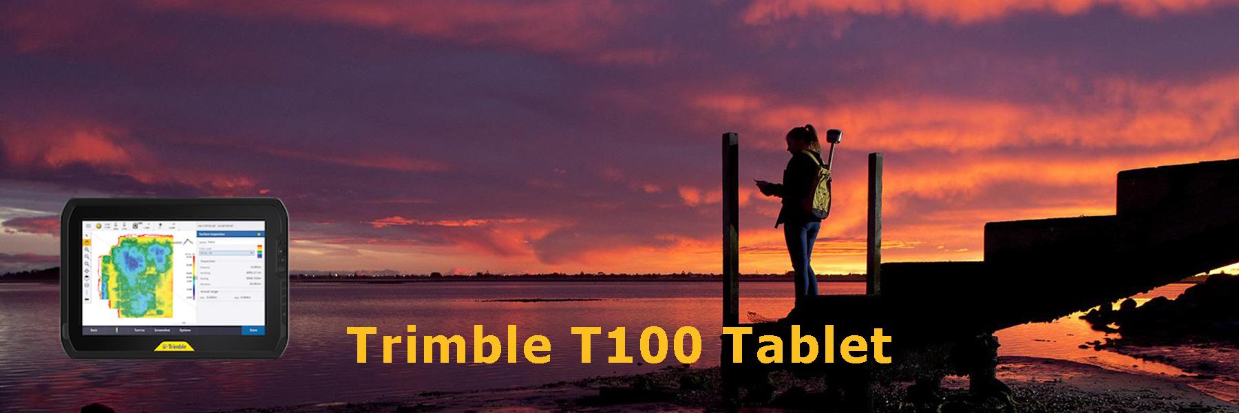 Trimble T100 Tablet